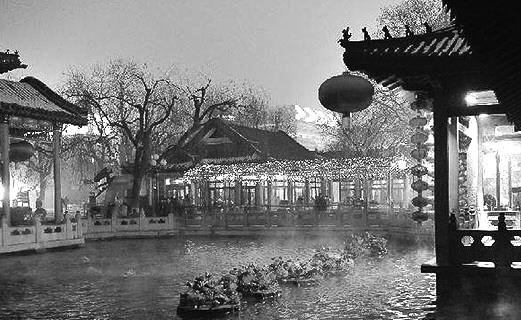 """公交线路:从火车站广场乘3路到红门站   ◆杨家埠""""年画之乡过大年"""""""
