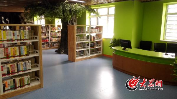 山东省少年儿童图书馆将于元旦试开放