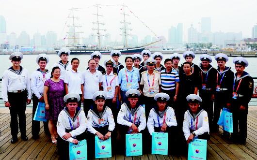 东省技师学院_青岛海洋技师学院9名教师将随\