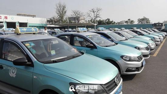 青岛约谈29家出租车公司 严重违规的哥三年不得入市