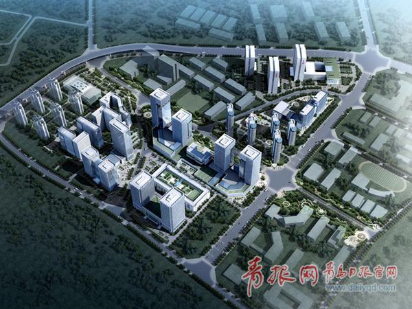 唐河最新规划图