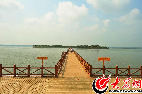 浮龙湖生态旅游景区获评国家4a级旅游景区