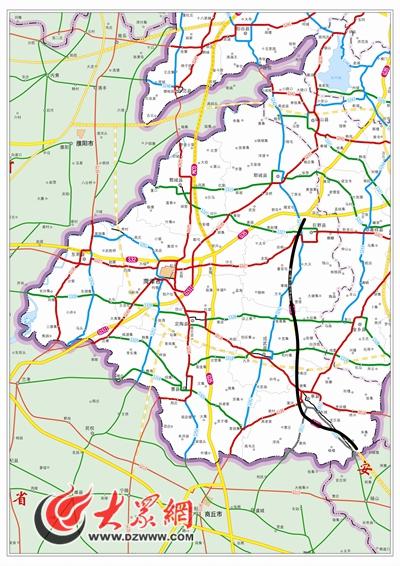 184公里,包括主线和连接线两部分,其中主线长115.648公里,连接线长22.