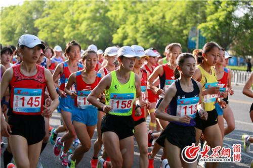 中华人民共和国第十三届运动会马拉松赛暨2017天津(武清)国际马拉松赛