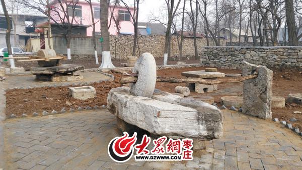 黑峪村石头文化园