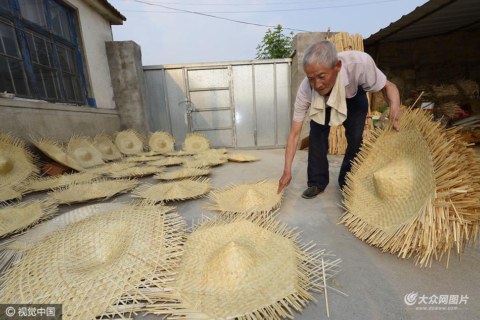 蓑衣编织方法步骤图