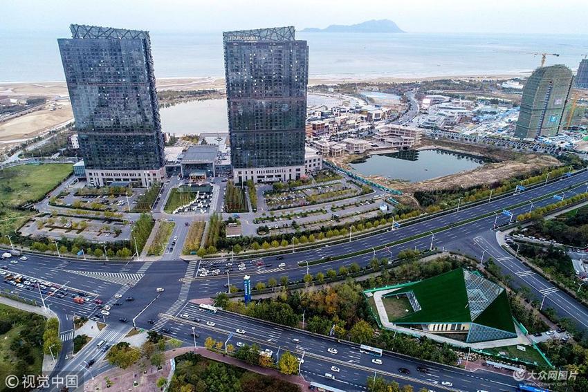 青岛西海岸新区最新规划获得省政府正式批复