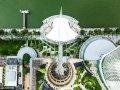 2016年8月25日讯(具体拍摄时间不详),摄影师Chia Joel使用无人机航拍新加坡。