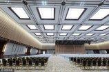 今年大会将在新落成的大会永久会址――乌镇互联网国际会展中心举行。