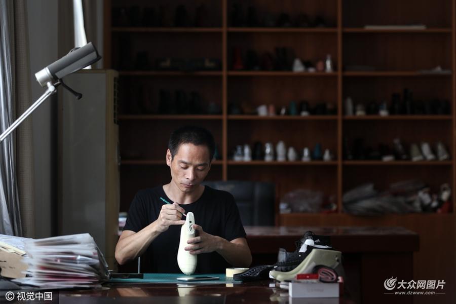 上海鞋匠 小镇淘金