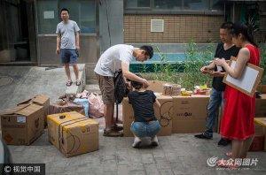 毕业季留在北京