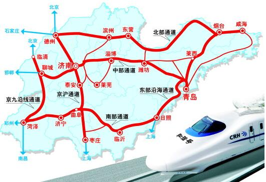 金遂松龙高铁规划图