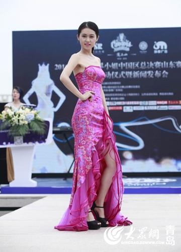 青岛小姐_佳丽齐聚 第66届世界小姐青岛赛区启幕