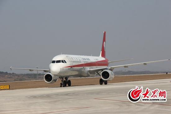 日照机场旅客吞吐突破30万人次 三条航线迎首航