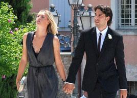 莎娃被曝与男友订婚 网坛第一美女即将大婚