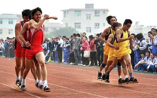 稀奇的少数民族传统体育