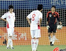 国奥0-3负韩国无缘8强