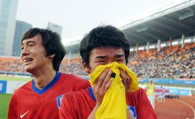 亚运会・盘点:男儿有泪