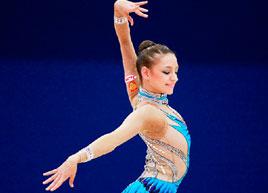 俄年度十大性感女运动员 艺体美女力压莎娃