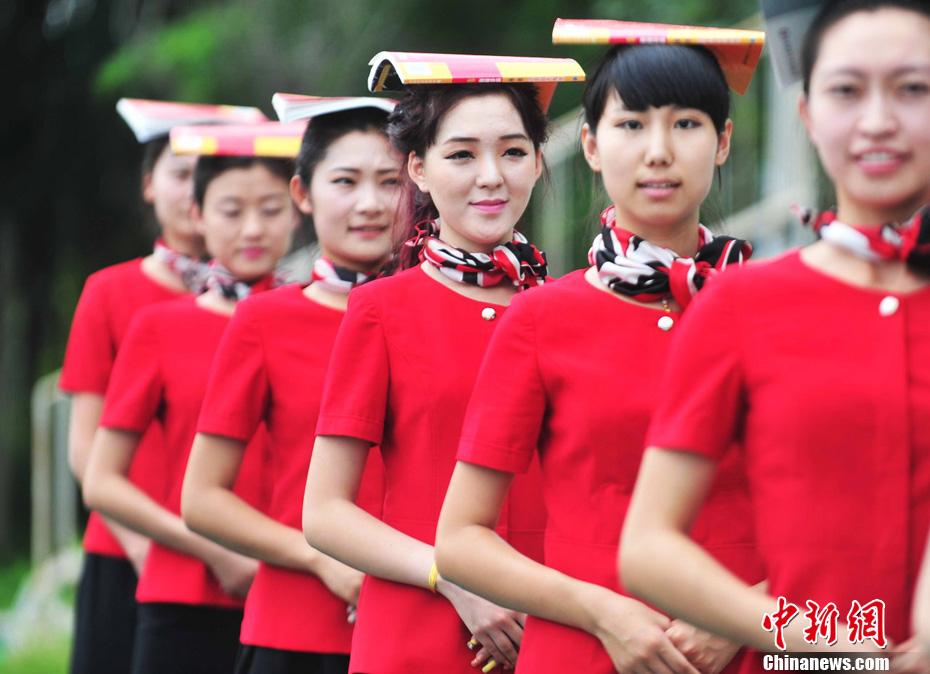 2013年7月22日,320名全运会颁奖礼仪志愿者集体在沈阳亮相并参加为期十天的封闭集训。这也是320名全运会颁奖礼仪志愿者首次集体亮相。