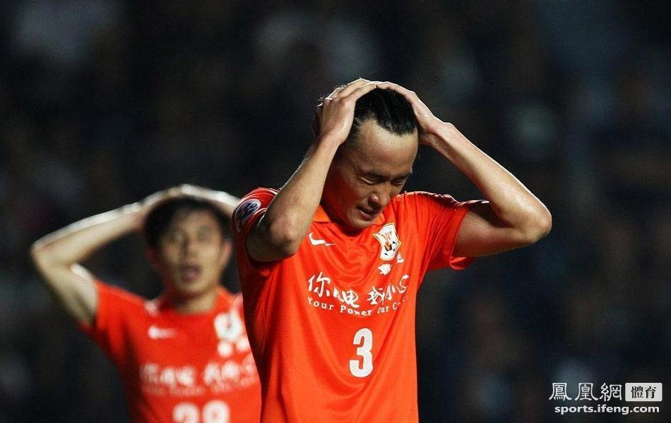 2014年4月16日,泰国曼谷,2014年亚冠联赛E组小组赛,武里南联1-0山东鲁能。
