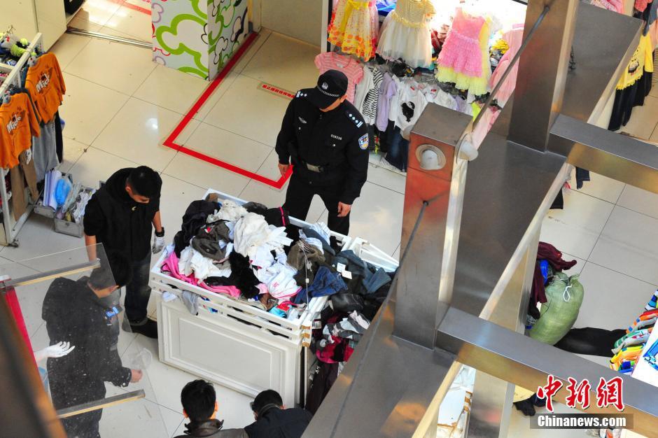 3月10日,案发现场被警方封锁。