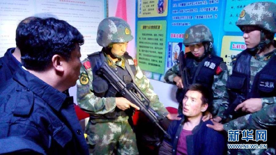 据哈尔滨市公安局消息,9月3日晚8时15分左右,黑龙江延寿县看守所三名脱逃人员之一的李海伟在延寿县玉山村附近被抓获。