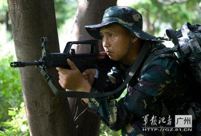 揭秘解放军狙击手总教练