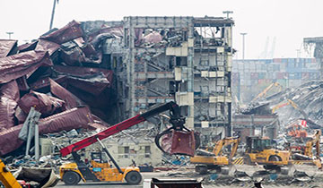 天津港爆炸事故遇难人数上升至135人
