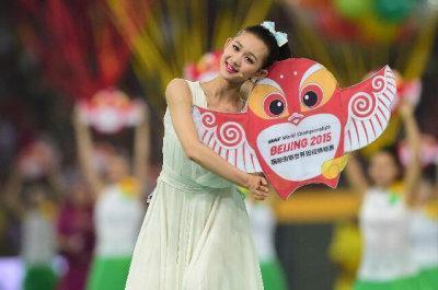 2015年北京田径世锦赛闭幕