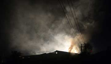天津北辰区一仓库发生爆炸 暂无人员伤亡