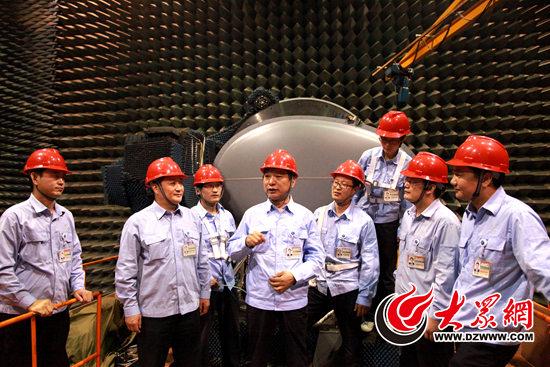 中国航空工业集团公司济南特种结构研究所科研团队群