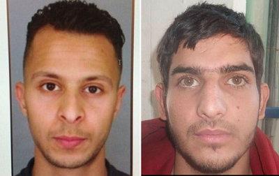 巴黎恐袭案部分嫌犯照片曝光