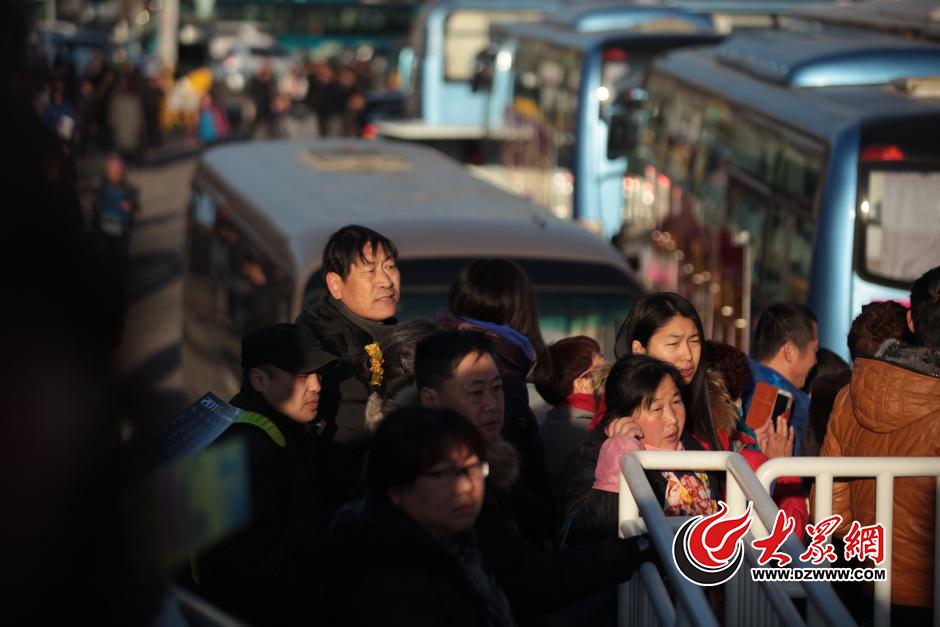 2月16日,春节刚过,山东省艺术类专业校考拉开了帷幕。