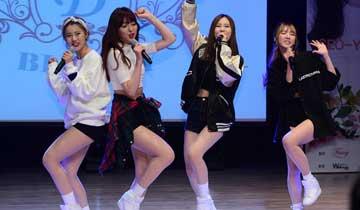 韩新女团Bloomy出道 性感甜美风进军歌坛