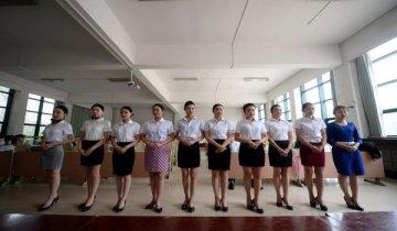航空公司到山东招美女空姐