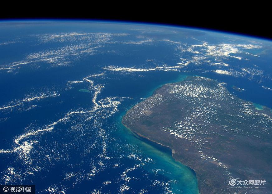 不会拍照的宇航员不是好摄影师!英宇航员20张佳作记录太空震撼美景
