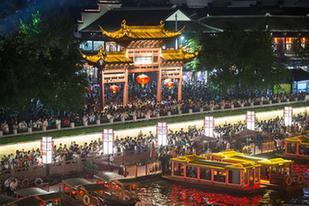 国庆黄金周全国共接待游客5.93亿人次
