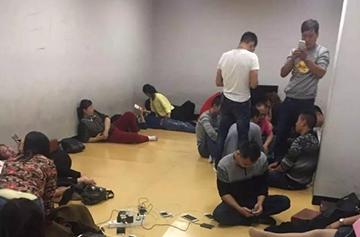 百余中国游客济州岛遭拒入境 被关小黑屋