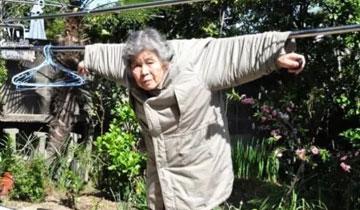 老奶奶一生折腾自己 88岁终于成网红