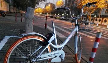 上海街头共享单车频现损坏.jpg