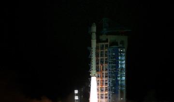 我国发射首颗碳卫星 可监测全球二氧化碳浓度