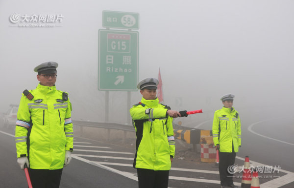 图说2016,山东高速交警这一年