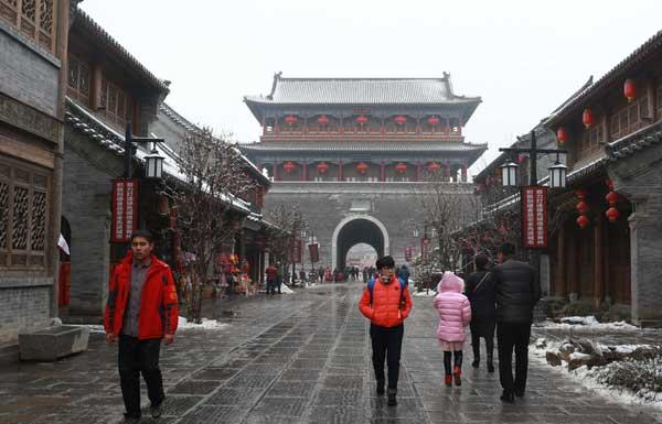 青州古城-要闻频道图片