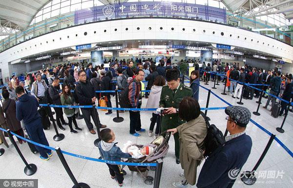 青岛机场一季度旅客吞吐量突破507万人次