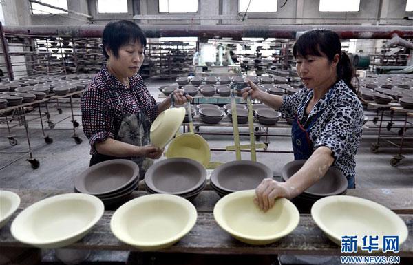 小瓷器连接大世界 一季度山东陶瓷出口额达6.5亿