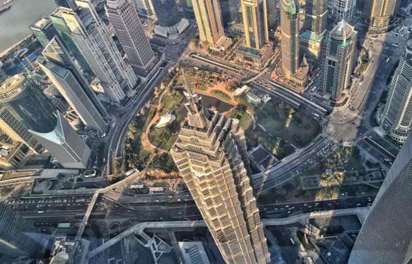 632米!中国第一高楼向公众开放