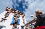 """西藏布达拉宫迎来一年一度""""换装季"""".jpg"""