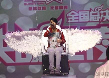 快女江映蓉夺得全国总冠军