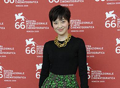 梅婷携新片亮相威尼斯电影节